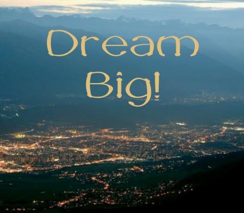 31 Days_Dream Big
